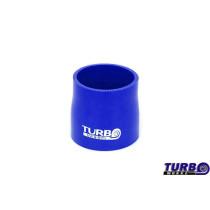 Szilikon szűkító TurboWorks Kék 67-76mm